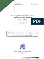 IPLT-20Pricing