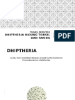 Dhiptheria Hidung Tonsil Faring