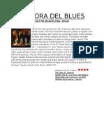 La Hora Del Blues CD Review