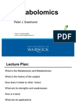 Systems Metabolomic Lecture[1]