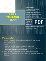 Bab 2 Tamadun Islam (Additional Slide)(2)