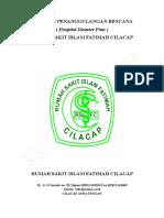 Pedoman Penanggulangan Bencana RSIFC
