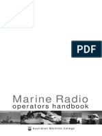 Marine Radio Operators Handbook