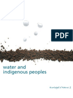 Water and Indigenous Peoples