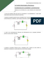 Ejercicios Familia Electricidad y Electrónica
