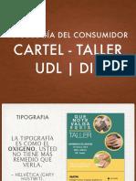 Cartel - Psicología del Consumidor