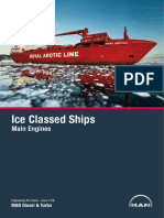 Ice Classed Ships Main Engines