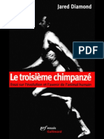 Diamond Jared - Le troisième chimpanzé.epub