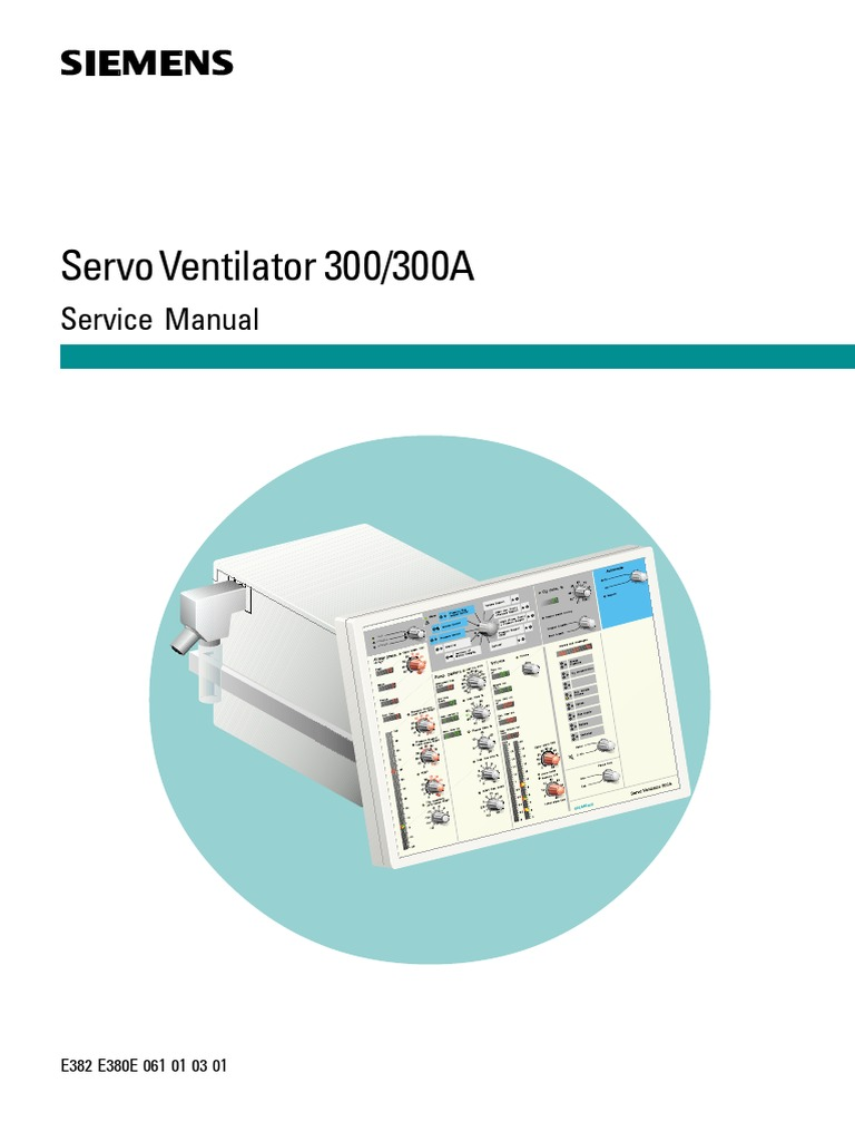 Siemens Servo 300-300A - Service manual.pdf | Control System | Electrical  Connector