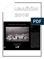 Revista Villa de Valgañon 2015
