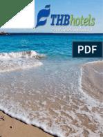 Folleto Thb Hotels 2015