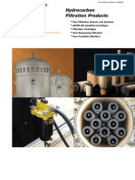 Fuel Filters Vessels Cartridges Hydrocarbon Filtration