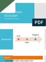 Trauma From Occlusion (Patogenesis&Kerusakan Tulang)
