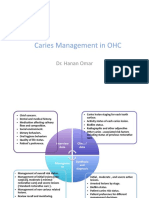 Caries Managment in OHC