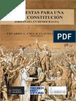Propuesta para una Nueva Constitución (Originada en Democracia)