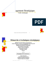 Partie1 Strategie CadreStrategique