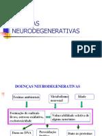 Doenças Neurodegenerativas DA DH