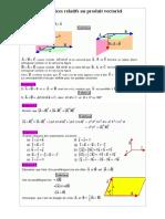 Exercices Relatifs Au Produit Vectorie1