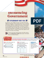 chapter 11 - influencing government