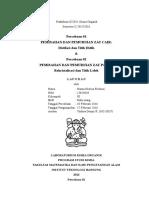Praktikum Kimia Organik - Distilasi dan Rekristalisasi