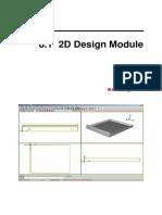 2D Module Design