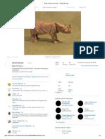 Black Rhinoceros _ Flickr - Photo Sharing!