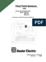 Basler_SSR Instruction Manual