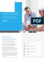 The Recruiting Firms LinkedIn Field Guide