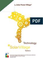 TAMERA - The Solar-Power Village – Technology