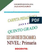 Careta Pedagógica-2016