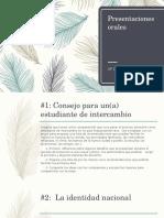 AP Spanish Presentaciones Orales.pptx