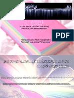 Surah Al Maidah 1 120