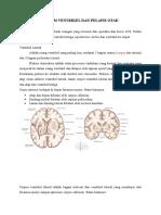 Sistem Ventrikel Dan Pelapis Otak