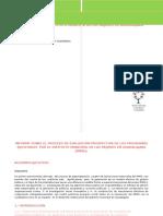 Sistematización de la práctica IMMG