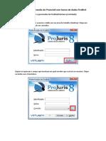Manual Para Conexão Do ProJuris8 Com FireBird