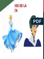 Personajes de La Cenicienta