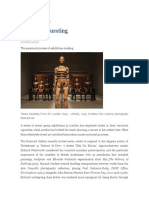 2015 Isobel Harbison ; The Art of Curating (Frieze 171)