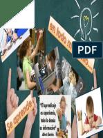 ACTIVIDAD 1.- Elaboración de un cartel con el tema