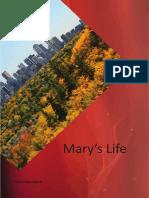Mary's life