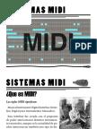 Curso Midi
