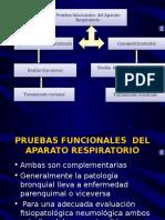 Pruebas Funcionales Respiratorias II