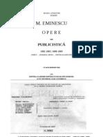 eminescu-publicistica