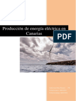 Producción de Energía Eléctrica en Canarias - Irache - 3ºD (1)