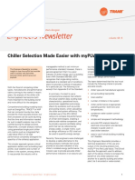 Chiller Selection Made Easier with myPLV™