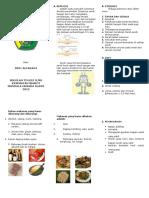 Leaflet Artritis Reumatoid
