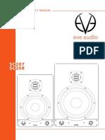EVE Audio SC Series