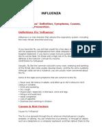 Influenz1.Docx Nia
