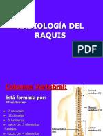 Semiologia de Columna Vertebral