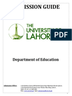 Adm.guide Education