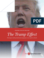 """The Trump Effect"""